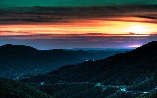 fond d'écran coucher de soleil - Page 4 056516a1