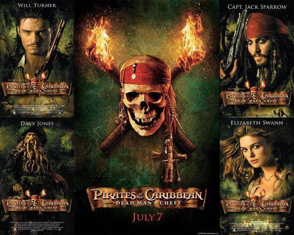 fond d ecran pirates des caraibes - Page 4
