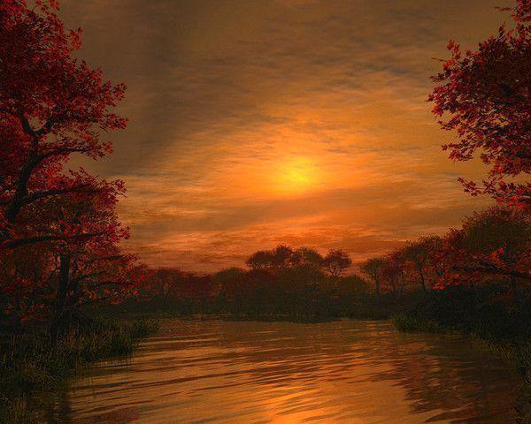 fond d'écran coucher de soleil - Page 3 257c4434