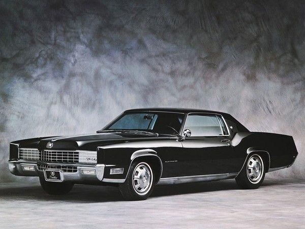 Cadillac ancienne