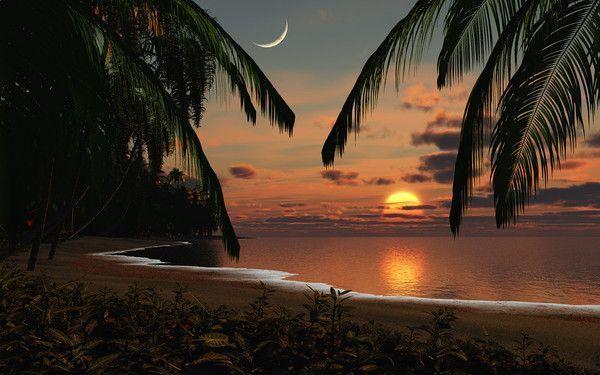 fond d'écran coucher de soleil - Page 3 3475af0a