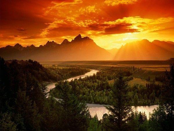fond d'écran coucher de soleil 4b3cf5e9