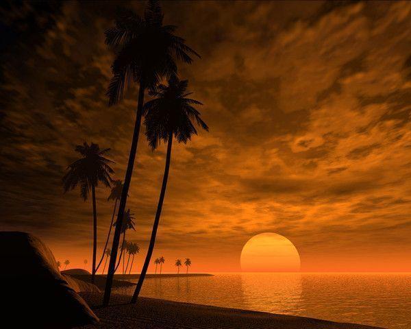 fond d'écran coucher de soleil 51fa1515