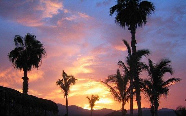 fond d'écran coucher de soleil 550a7883
