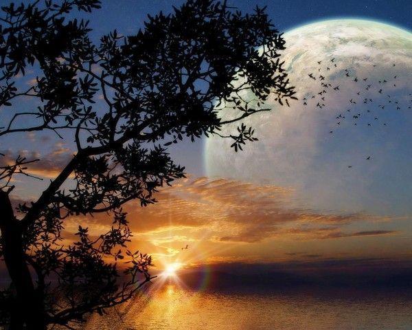 fond d'écran coucher de soleil 90d7d68c