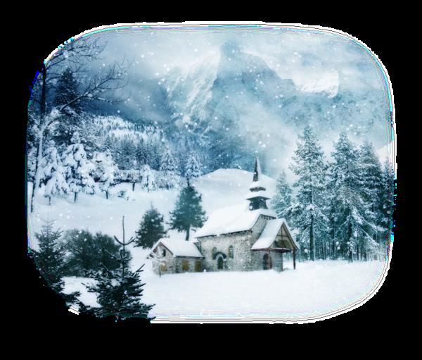 tube paysage neige