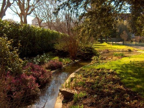 Fond d ecran parc et jardin - Fond d ecran jardin anglais ...