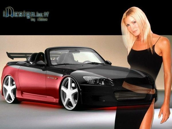 Fond d ecran voitures et filles page 17 for Photo fille fond ecran