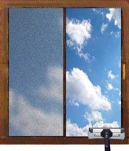 Astuce et truc pour la maison for Nettoyer vitre papier journal