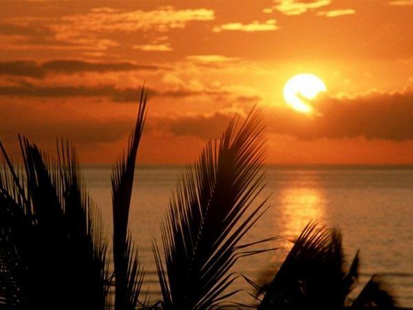 fond d'écran coucher de soleil E5330f06